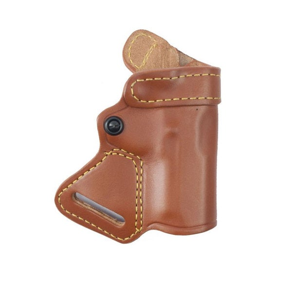 Gould & Goodrich Brown Small of Back Holster 806-26R