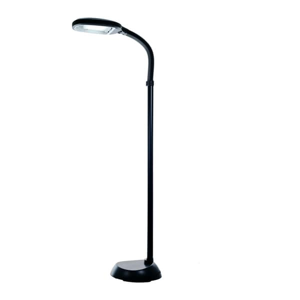 Natural Full Spectrum Sunlight Therapy Reading Floor Lamp by ...