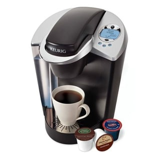 Keurig K65 Gourmet Single-cup Home-brewing System with 12-pack K-cups