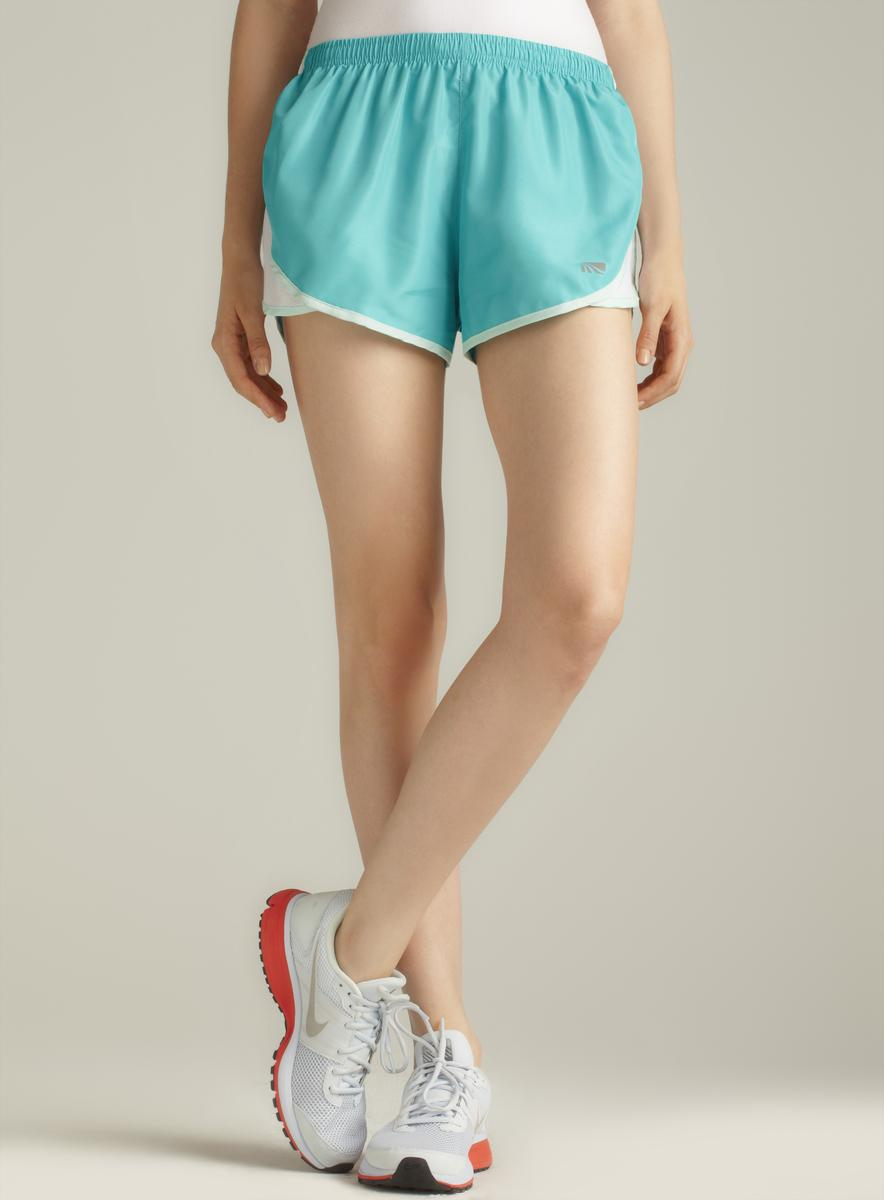 Marika Mesh Side Running Shorts
