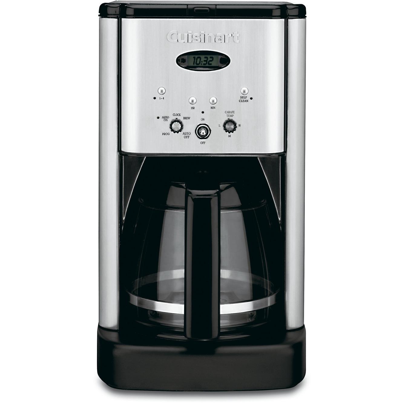 Cuisinart DCC-1200FR Brew Central 12-Cup Coffeemaker, Bru...