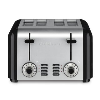 Cuisinart CPT-340 Brushed Stainless Steel 4-slice Toaster