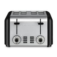Cuisinart Brushed Stainless Steel 4-slice Toaster