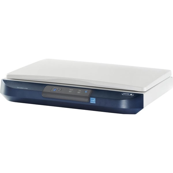 Xerox DocuMate 4700 Large Format Flatbed Scanner - 600 dpi Optical