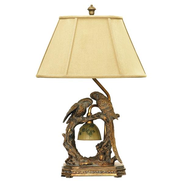 Dimond Lighting LED 1-Light Atlanta Bronze Table Lamp