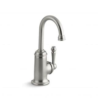 Kohler Wellspring Traditional Beverage Faucet with Filtration Components
