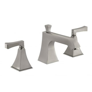 Memoirs Bath or Deck-mount High-flow Bath Faucet Trim with Deco Lever Handles and Stately Design