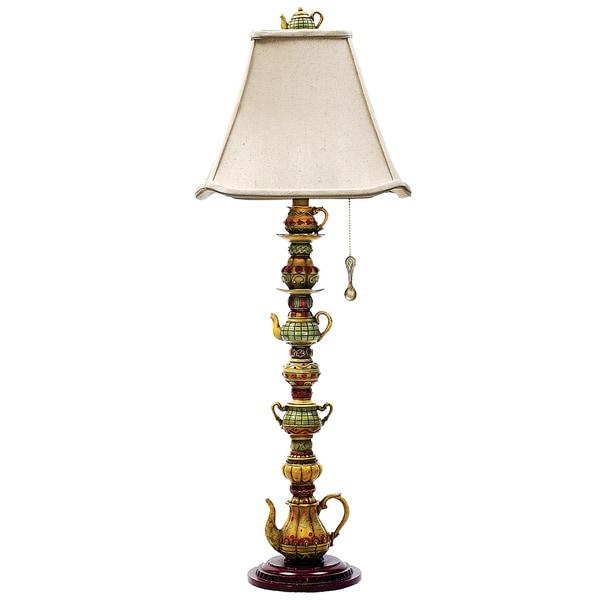 Dimond Lighting 1-Light Table Lamp in Burwell Finish