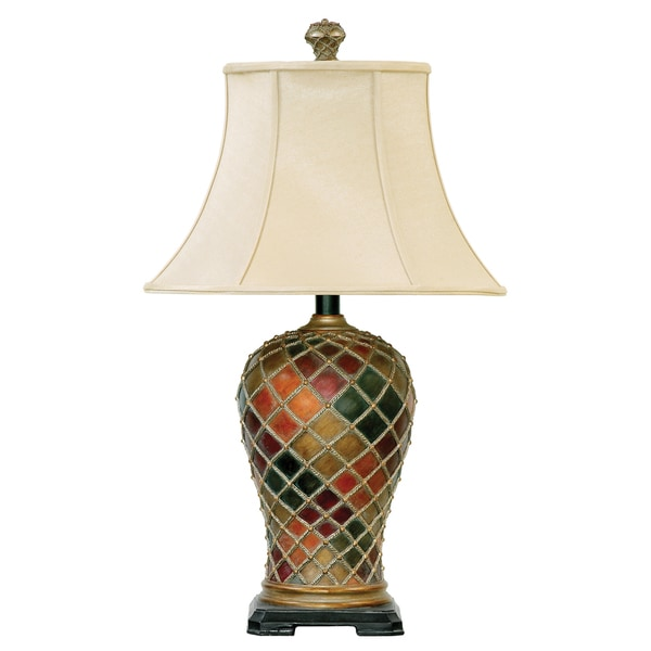 Dimond Lighting LED 1-light Table Lamp in Bellevue Finish