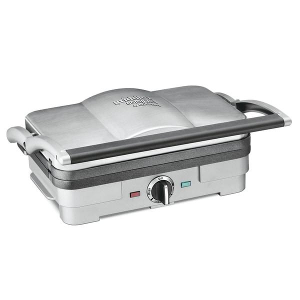 Cuisinart GR-35 Griddler Compact Electric Grill (Refurbished)