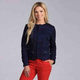 Amelia Women's Front Zip Jacket|https://ak1.ostkcdn.com/images/products/8035782/8035782/Amelia-Womens-Front-Zip-Jacket-P15395794.jpg?impolicy=medium