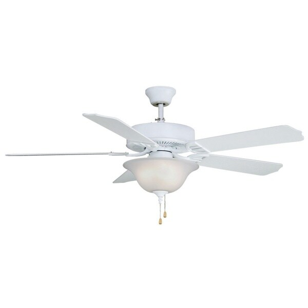 fanimation aire decor 52inch 4light bowl ceiling fan