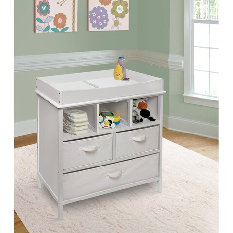 Estate Baby Changing Table with Three Baskets