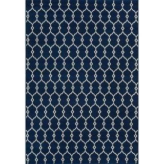 Indoor/Outdoor Trellis Rug (8'6 x 13'0)