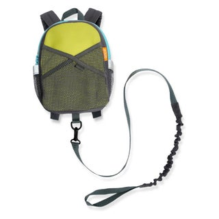 Brica Baby Backpack with Harness (Option: Green)