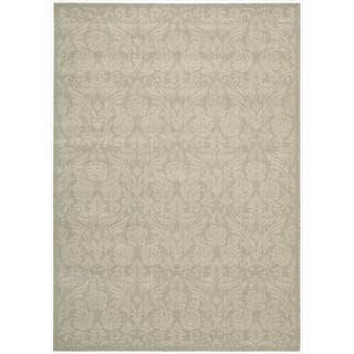 Joseph Abboud Opus Slate Area Rug by Nourison (5'3 x 7'5)