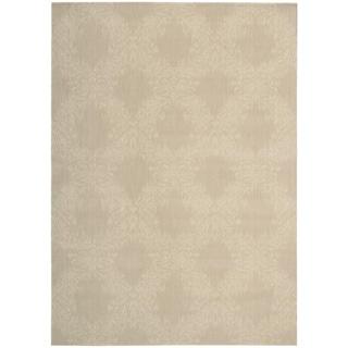 Joseph Abboud Opus Barley Area Rug by Nourison (5'3 x 7'5)