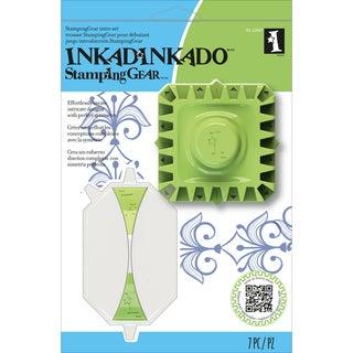 Inkadinkado Stamping Gear Intro Set-Square & Rectangle