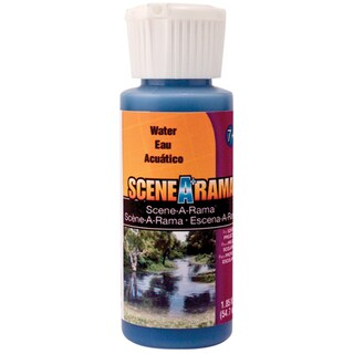 Realistic Water 2 Ounces-Blue