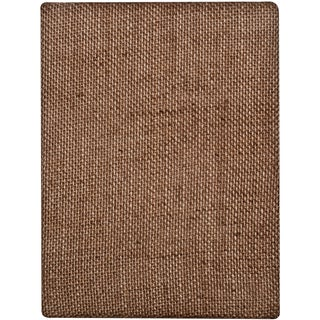 "Tim Holtz Idea-Ology District Market Bare Burlap Panel-6""X8"""