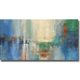 Theo Beck 'Color Field' Canvas Art