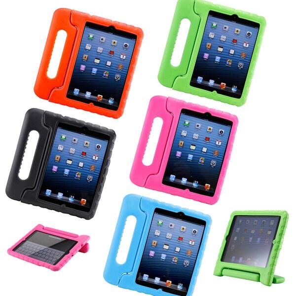 Gearonic Child Safe Protective Foam Case with Handle Stand iPad Mini iPad Mini 2 retina display