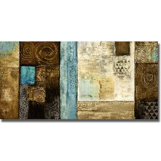 Jared Baxter 'Aventura' Canvas Art