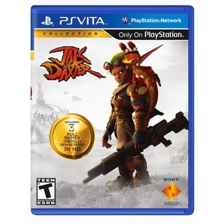 PS Vita - Jak & Daxter Collection