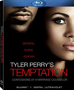 Tyler Perry's Temptation: Confessions Of A Marriage Counselor (Blu-ray Disc)