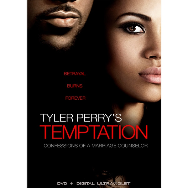 Tyler Perry's Temptation: Confessions Of A Marriage Counselor (DVD)
