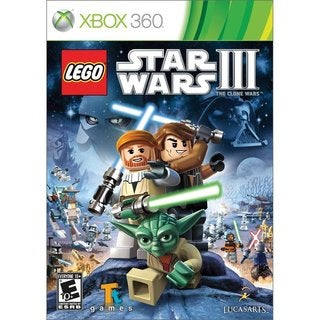 Xbox 360 - LEGO Star Wars III The Clone Wars