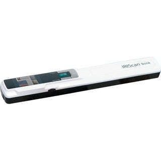 IRIS IRIScan Book 3 Handheld Scanner - 900 dpi Optical