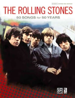 The Rolling Stones: 50 Songs for 50 Years (Hardcover)
