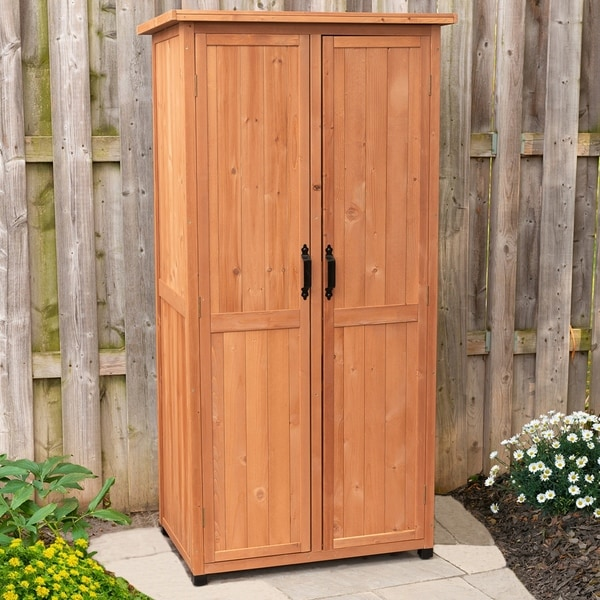 Vertical Storage Shed - Medium. Opens flyout.