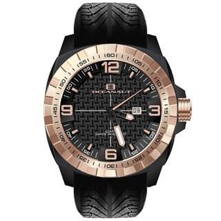 Oceanaut Men's Loyal Stainless Steel Water-resistant Watch