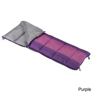 Wenzel 30-degree Summer Camp Sleeping Bag