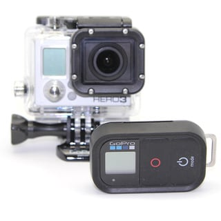 Black Edition GoPro HERO3 WiFi Waterproof Camera