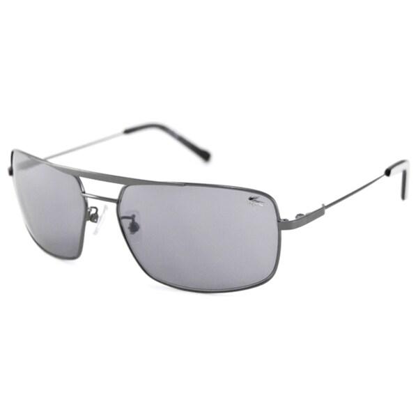 Lacoste Men's L102S Aviator Sunglasses