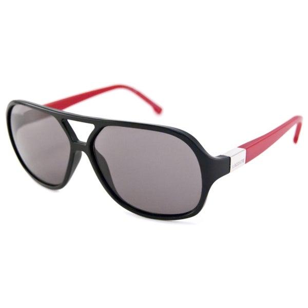 Lacoste Men's L502S Aviator Sunglasses