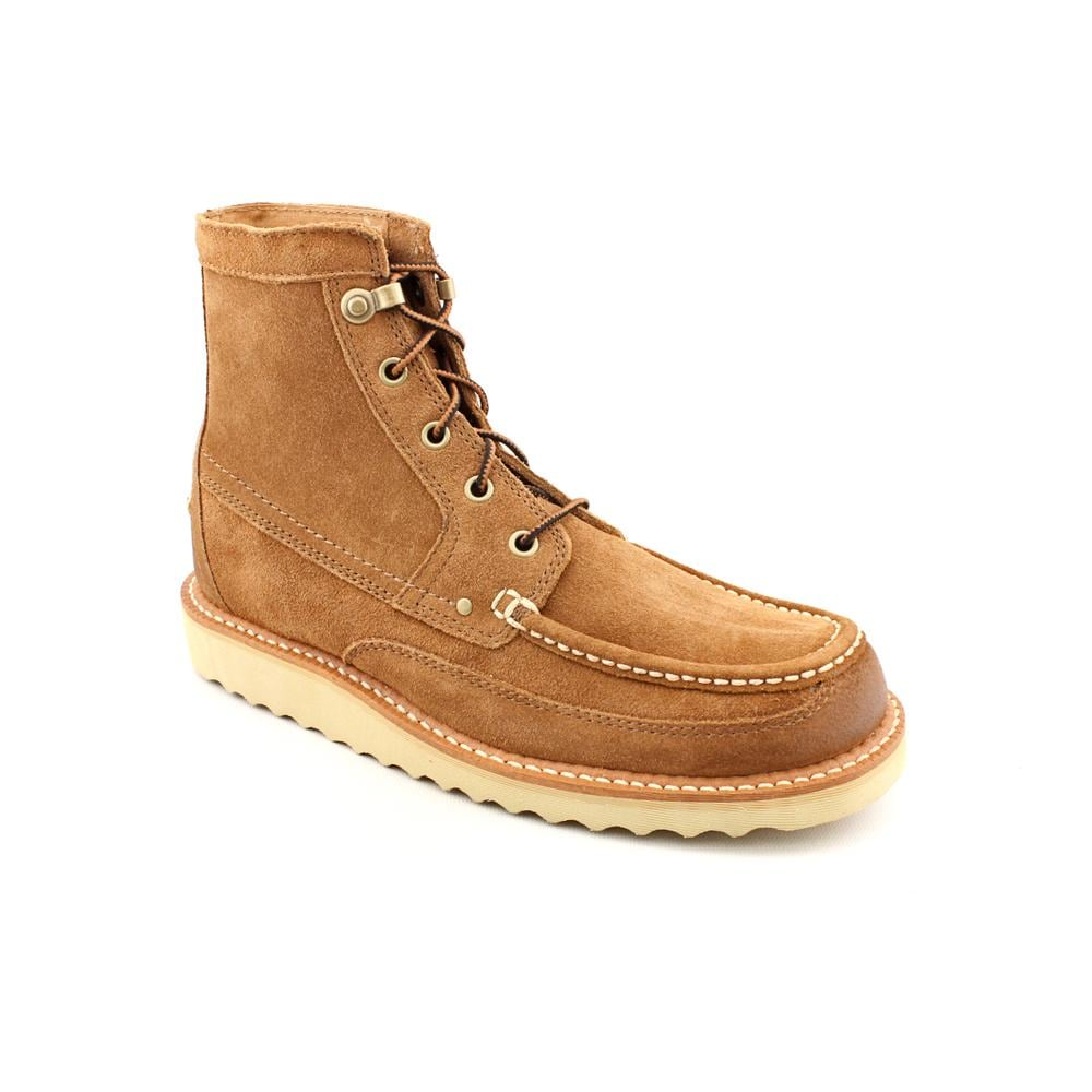 Ariat Men's 'Buckshot Lacer' Regular Suede Boots - Free Shipping ...