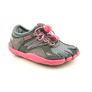 Fila Girls 'Skele-toes Bay Runner 3' Synthetic Athletic Shoe