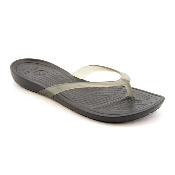030786e30e16 Shop Crocs Women s  Really Sexi Flip-Flop  Synthetic Sandals - Free ...