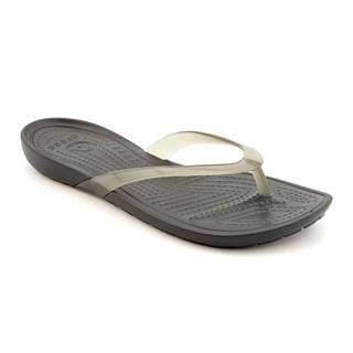 Crocs Women's 'Really Sexi Flip-Flop' Synthetic Sandals