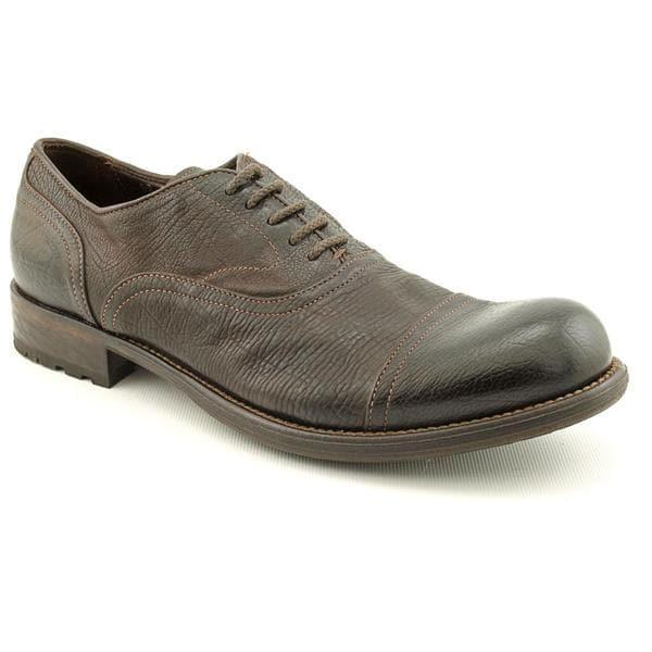 Dino Bigioni Men's 'DB10283' Leather Casual Shoes