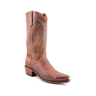 1883 By Lucchese Men's 'N1596.54' Leather Boots - Wide (Size 6.5 )