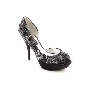 Nina Women's 'Sadi' Satin Dress Shoes (Size 7.5 )