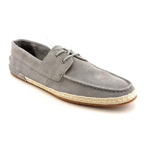 Kenneth Cole Reaction Men's 'D-espa-tch' Regular Suede Casual Shoes