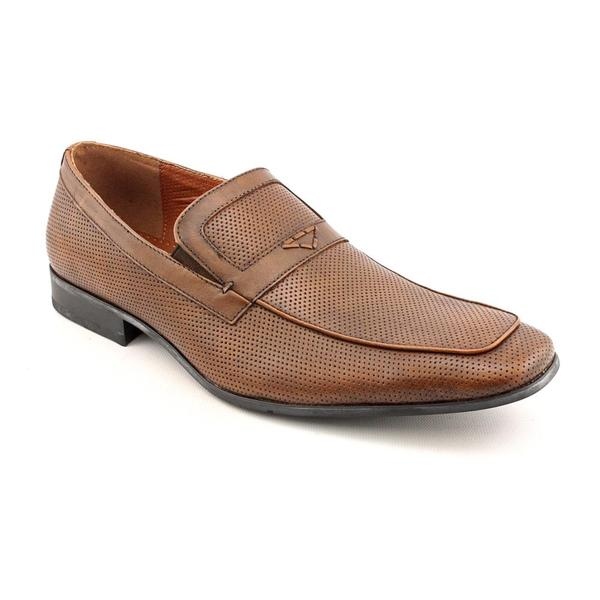 Steve Madden Men's 'Harkin' Leather Dress Shoes