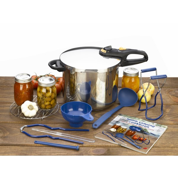 Duo 10-piece Pressure Canning Set