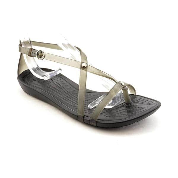 stor försäljning separationsskor grossist online Shop Crocs Women's 'Really Sexi Flip Sandal' Synthetic Sandals ...